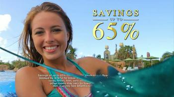 Atlantis Day Sale TV Spot