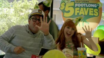 Subway TV Spot for SUBprize Party Golf - Thumbnail 8