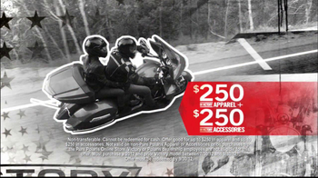 Victory Motorcycles TV Spot for Red Tag Sale Event - Thumbnail 8