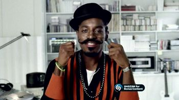 Gillette TV Spot for Beard Style Featuring Andre 3000 - 72 commercial airings