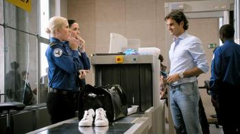 Lindt TV Spot, 'Airport Screening' Featuring Roger Federer - Thumbnail 6