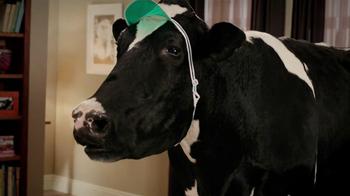 Real California Milk TV Spot, 'Family Night' Feat. The California Cows - Thumbnail 6