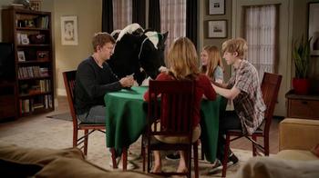 Real California Milk TV Spot, 'Family Night' Feat. The California Cows - Thumbnail 7