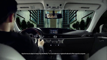 2013 Lexus ES 350 and ES 300h TV Spot, 'Split World' - Thumbnail 7