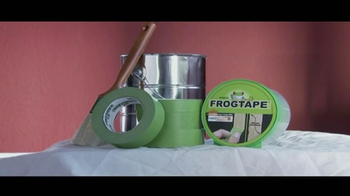 Frog Tape TV Spot 'Paint Block Technology'