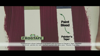 Frog Tape TV Spot 'Paint Block Technology' - Thumbnail 8