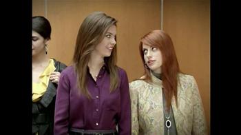 Burlington Coat Factory TV Spot, 'Elevator' - Thumbnail 3