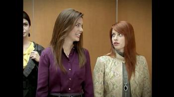 Burlington Coat Factory TV Spot, 'Elevator' - Thumbnail 4