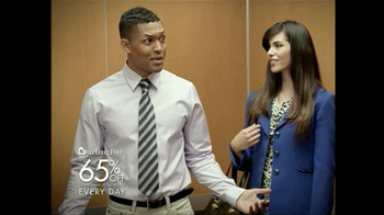 Burlington Coat Factory TV Spot, 'Elevator' - Thumbnail 8