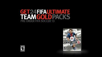 GameStop Fifa Soccer 13 TV Spot, 'Slow Motion' - Thumbnail 10