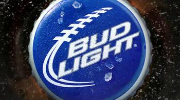 Bud Light TV Spot 'NFL Fans' Song Stevie Wonder - Thumbnail 1