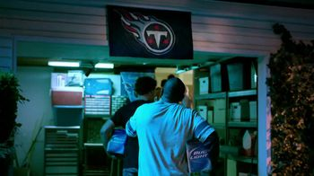 Bud Light TV Spot 'NFL Fans' Song Stevie Wonder