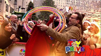 Today Toy Drive USA Weekend TV Spot - Thumbnail 4