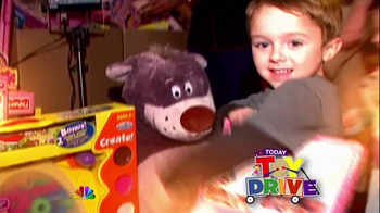 Today Toy Drive USA Weekend TV Spot - Thumbnail 5