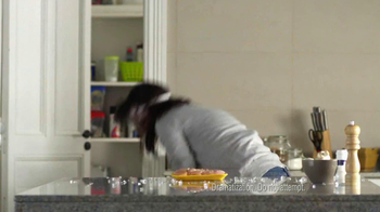 Ziploc Perfect Portions TV Spot, 'Chainsaw' - Thumbnail 4