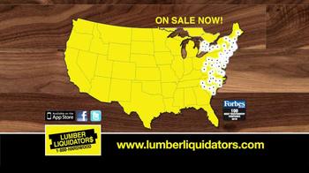 Lumber Liquidators TV Spot, 'Incredible Flooring Deals' - Thumbnail 8