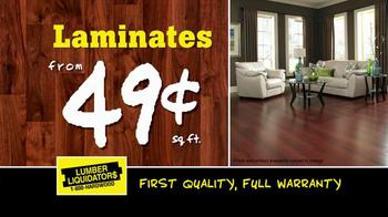 Lumber Liquidators TV Spot, 'Incredible Flooring Deals' - Thumbnail 3