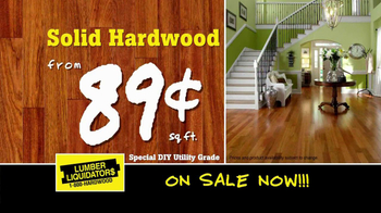 Lumber Liquidators TV Spot, 'Incredible Flooring Deals' - Thumbnail 4