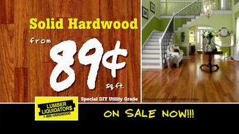Lumber Liquidators TV Spot, 'Incredible Flooring Deals' - Thumbnail 5