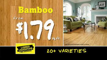 Lumber Liquidators TV Spot, 'Incredible Flooring Deals' - Thumbnail 6