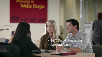 Wells Fargo TV Spot for Fraud Monitoring - Thumbnail 6