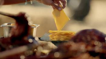 Carl's Jr Memphis BBQ Burger TV Spot, 'Cookoff' - Thumbnail 4