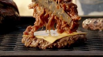 Carl's Jr Memphis BBQ Burger TV Spot, 'Cookoff' - Thumbnail 5