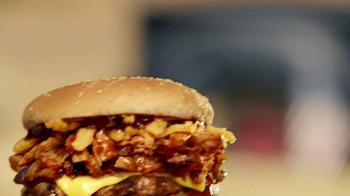 Carl's Jr Memphis BBQ Burger TV Spot, 'Cookoff' - Thumbnail 6