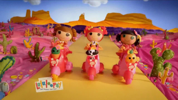 Lalaloopsy TV Spot for RC Scooters