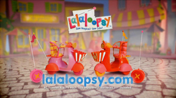Lalaloopsy TV Spot for RC Scooters - Thumbnail 9