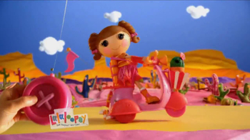Lalaloopsy TV Spot for RC Scooters - Thumbnail 4
