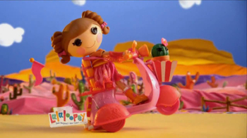 Lalaloopsy TV Spot for RC Scooters - Thumbnail 5