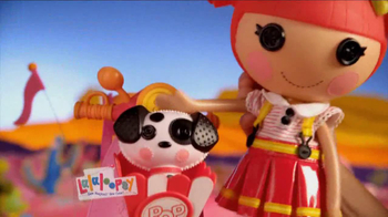 Lalaloopsy TV Spot for RC Scooters - Thumbnail 7