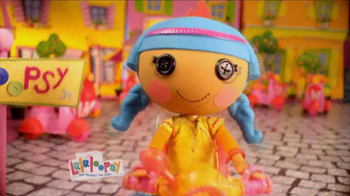 Lalaloopsy TV Spot for RC Scooters - Thumbnail 8