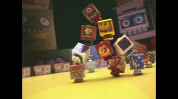 Spin Master TV Spot for Crazy Cubes