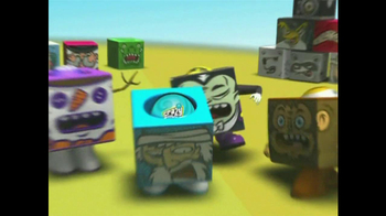 Spin Master TV Spot for Crazy Cubes - Thumbnail 1