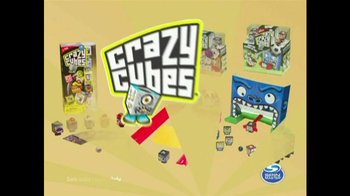 Spin Master TV Spot for Crazy Cubes - Thumbnail 10