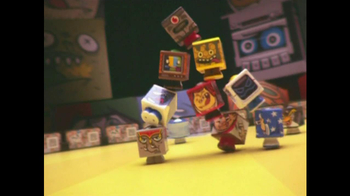 Spin Master TV Spot for Crazy Cubes - Thumbnail 2