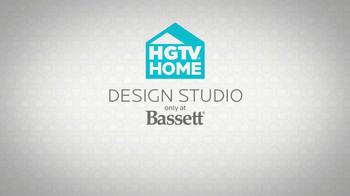 Bassett TV Spot for HGTV Home Design Studio Bedroom - Thumbnail 10