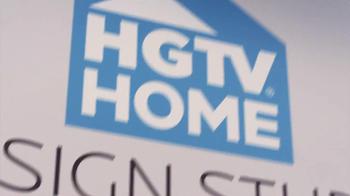 Bassett TV Spot for HGTV Home Design Studio Bedroom - Thumbnail 5