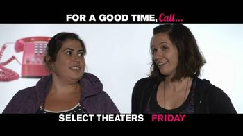 For A Good Time, Call - Alternate Trailer 2