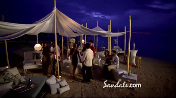 Sandals Resorts TV Spot, 'Time of Your Life' - Thumbnail 10