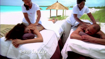 Sandals Resorts TV Spot, 'Time of Your Life' - Thumbnail 2