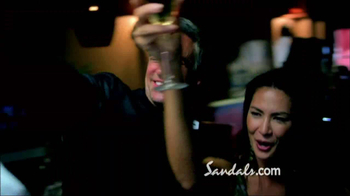 Sandals Resorts TV Spot, 'Time of Your Life' - Thumbnail 7