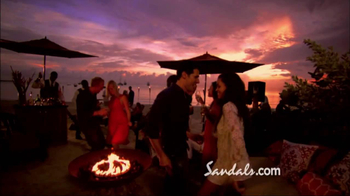 Sandals Resorts TV Spot, 'Time of Your Life' - Thumbnail 8