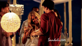 Sandals Resorts TV Spot, 'Time of Your Life' - Thumbnail 9