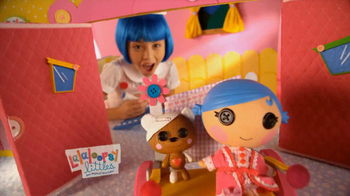 Lalaloopsy TV Spot for Littles Sew Cute Patient