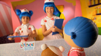 Lalaloopsy TV Spot for Littles Sew Cute Patient - Thumbnail 2