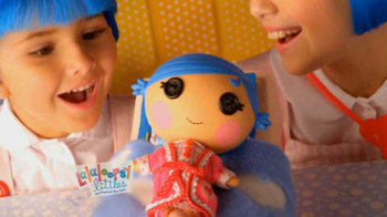 Lalaloopsy TV Spot for Littles Sew Cute Patient - Thumbnail 3