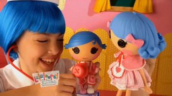 Lalaloopsy TV Spot for Littles Sew Cute Patient - Thumbnail 4